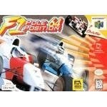 F1 Pole Position  ~ N64 Nintendo 64