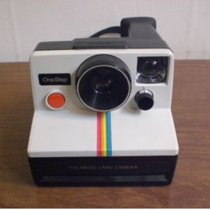 Polaroid One Step Land Instant Film Camera SX-70