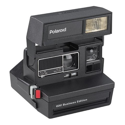 Polaroid®  600 Business Edition Instant Camera with  strap  Excellent