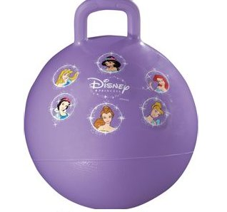 Disney Princess Hopper Hop Ball Cinderella/Belle/Snow White