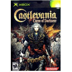 Castlevania Curse of Darkness Xbox by Konami Complete