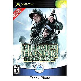 Medal of Honor Frontline Xbox by EA Games Complete