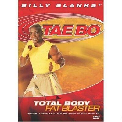 Tae Bo  Total Body Fat Blaster Factory Sealed  DVD