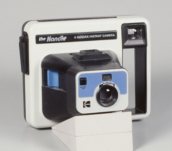 THE HANDLE KODAK INSTANT CAMERA Vintage