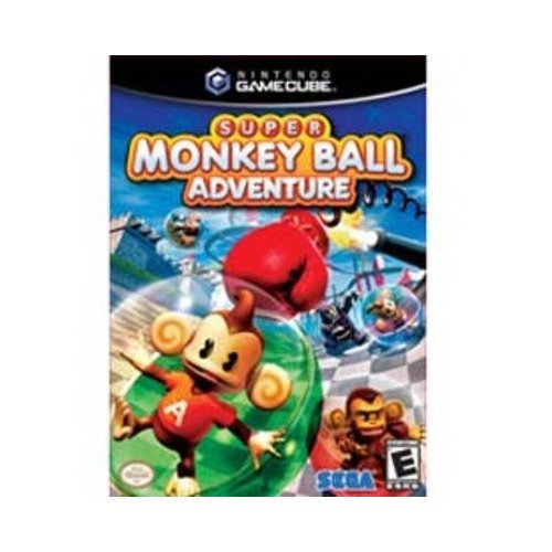 Super Monkey Ball Adventure ~ Nintendo GameCube Wii