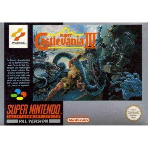 Castlevania IV Super Nintendo Game