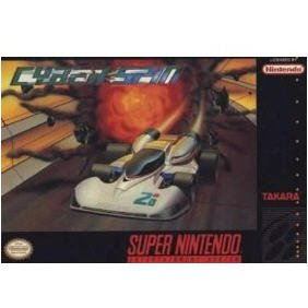 Cyber Spin  Super Nintendo Game