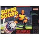 SUPER SOCCER Super Nintendo Game