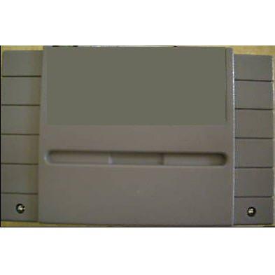 Duel Test Drive 2 Super Nintendo Game