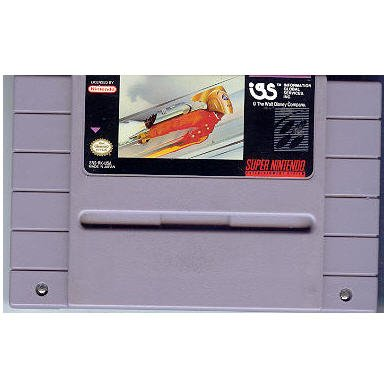The Rocketeer Super Nintendo Game