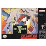 Jim Power The Lost Dimension in 3D Super Nintendo Game