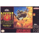 Desert Strike : Return to the Gulf  Super Nintendo Game