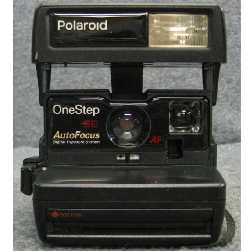 Polaroid OneSTep AutoFocus SE Digital exposure Camera system
