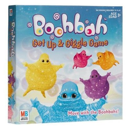 BoohBah Get up and Giggle Board Game