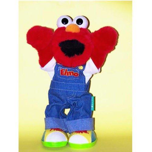 "Sesame Street Let's Pretend Elmo 15"" by Mattel 1999"