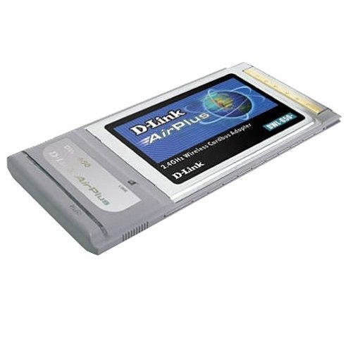 D-Link AirPlus DWL-650+ Wireless 22 Mbps PC Card bellarain.ecrater.com