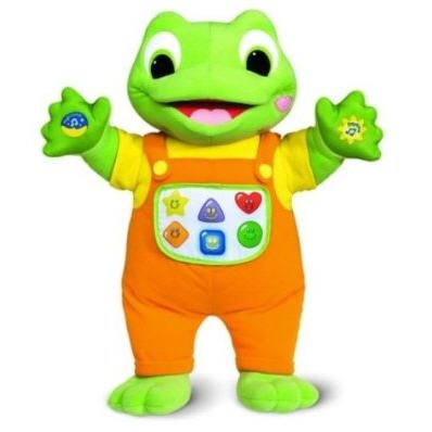 LeapFrog Hug & Learn Baby Tad Plush