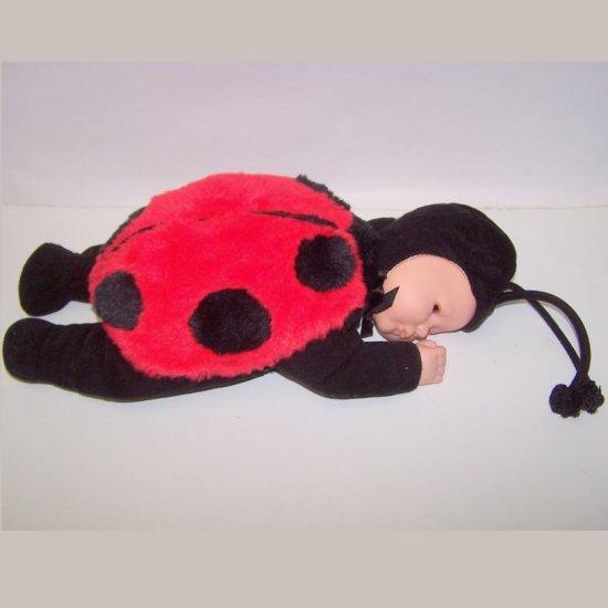"""15"""" Anne Geddes Ladybug by Unimax Toy"""