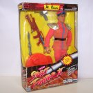"G.I. Joe Street Fighter II M. Bison 12"" Action Figure 1993"