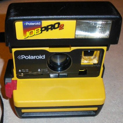 Polaroid Jobpro 2 Instant Camera Job Pro Instant Camera Excellent Condition