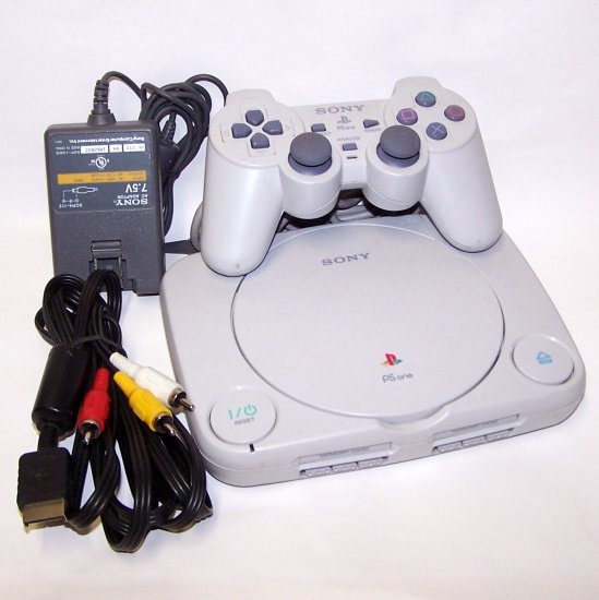 PSone PlayStation PS1 Mini System SCPH-101