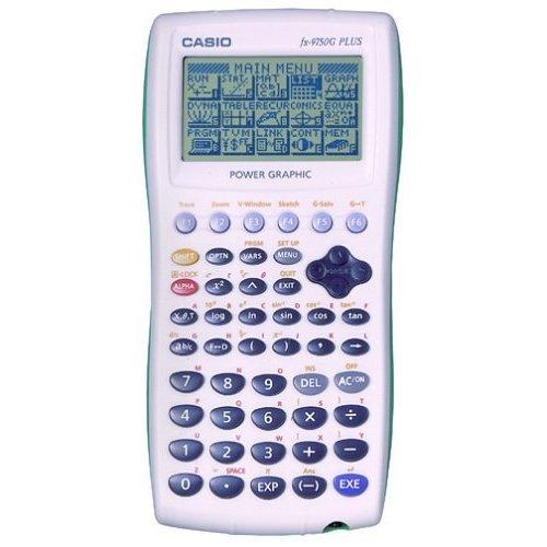 Casio(R) FX-9750GPlus Graphing Calculator