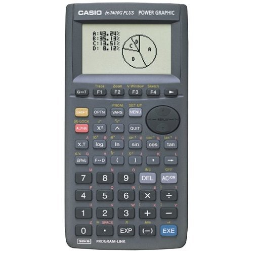 Casio FX-7400GPLUS Graphing Calculator