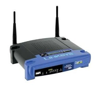 LINKSYS Wireless-G Broadband Router WRT54G V5