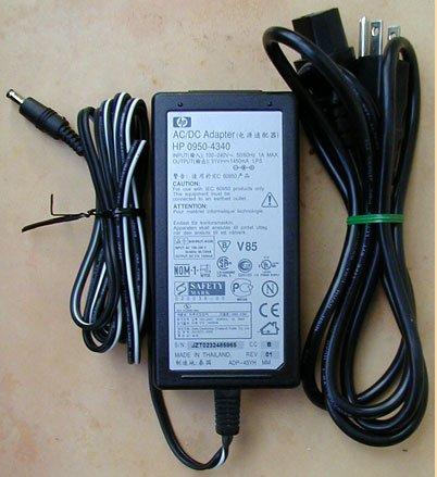 OEM HP OfficeJet 6110 AC Adapter 0950-4340 Power Supply