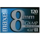 Maxell GX-MP Metal Particle Videocassettes 120 High Quality 8mm