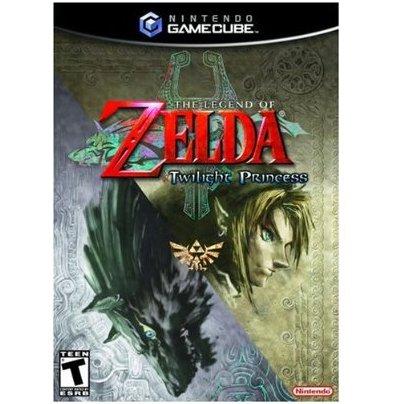 The Legend of Zelda: Twilight Princess   ~ Nintendo GameCube Wii