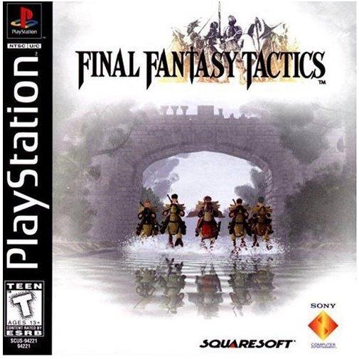 Final Fantasy Tactics (Playstation) PS1 PS2