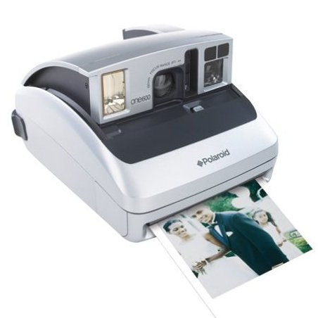 Polaroid One600 Ultra Instant Camera