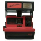 Polaroid Cool Cam Instant 600 Film Camera - Red