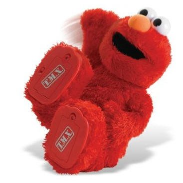 10th Anniversay English T.M.X Tickle Me Elmo by  	 Fisher-Price®