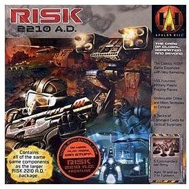 Risk 2210 (Revised) by Avalon Hill