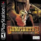 Gun Fighter: The Legend of Jesse James Black Label  (Playstation) PS1 PS2