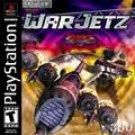 World Destruction League: War Jetz 3DO Black Label  (Playstation) PS1 PS2