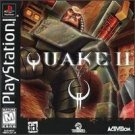 Quake II by Activision Inc. Black Label  (Playstation) PS1 PS2
