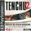 Tenchu 2 Birth of the Stealth Assassins by Activision Black Label  (Playstation) PS1 PS2