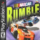 NASCAR Rumble by Sony Black Label  (Playstation) PS1 PS2