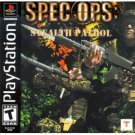 Spec Ops: Stealth Patrol  by 2K Games  Black Label (Playstation) PS1 PS2