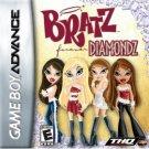 Bratz Forever Diamondz  Nintendo Game boy Advance