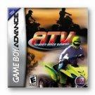 ATV: Thunder Ridge Riders Nintendo Game boy Advance