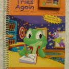 Leap tries again  If at first you don't succeed... Interactive Book & Cartridge by Leapfrog