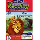 LeapStart Pre-Reading: Disney's The Lion King Interactive Book & Cartridge by Leapfrog