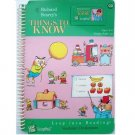 Leap Start Vocabulary: Richard Scarry's Things to Know Interactive Book & Cartridge by Leapfrog