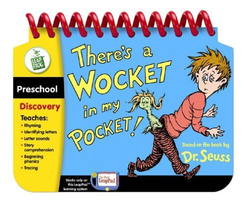 My First LeapPad Book: Dr. Seuss's There's a Wocket in My Pocket