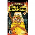 Chili Con Carnage Sony PSP Game