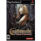 Castlevania lament of innocence Konami  playstation 2 game ps2